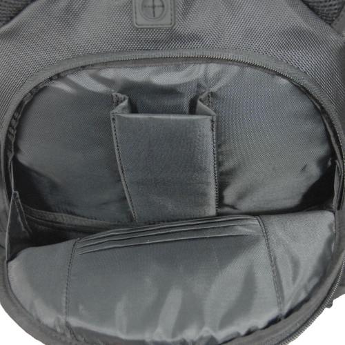 """""""Hidden"""" secret pocket on the back side"""