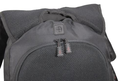 """""""Hidden"""" secret pocket access on the back side"""
