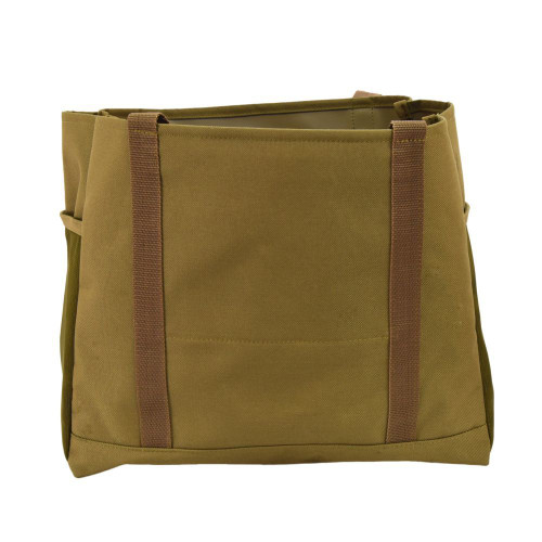 Lightweight, yet sturdy construction makes it a great work tote, tote bag for school, beach bag tote, or grocery tote