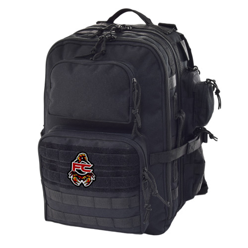 FC Scorpion Patch on Brazos Backpack