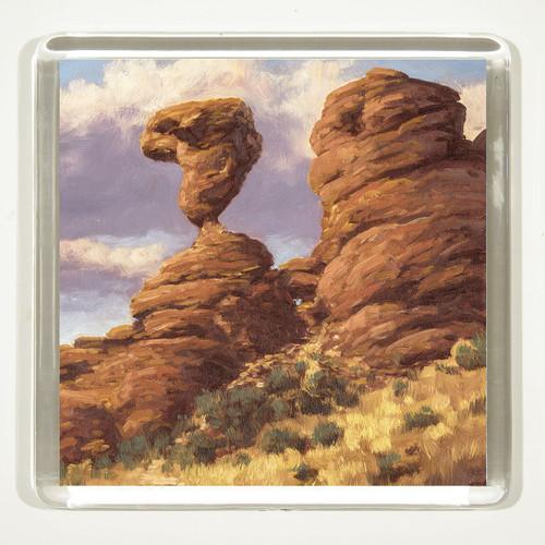 """Fred Choate """"Balanced Rock"""""""