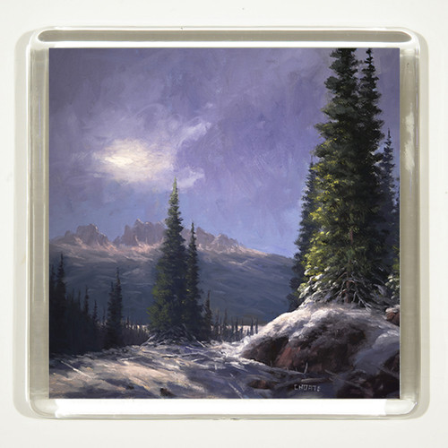 """Fred Choate """"Sawtooth Solitude"""""""