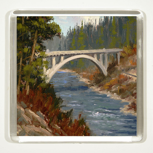 "Fred Choate ""Rainbow Bridge"""