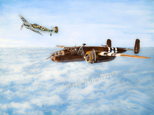 """Richard P. DeSpain """"Close Encounters"""" Canvas Gicleé Signed & Numbered"""
