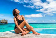 Tanning with Dry Skin - Tanning Lotion or Coconut Serum
