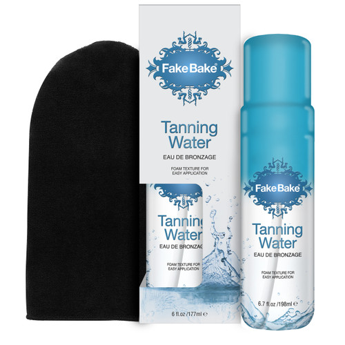 NEW !!  Tanning Water