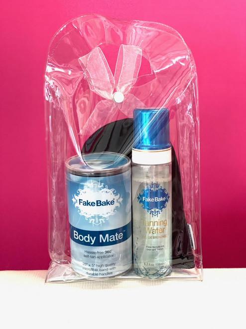 Tanning Water & Body Mate 360° Applicator Kit