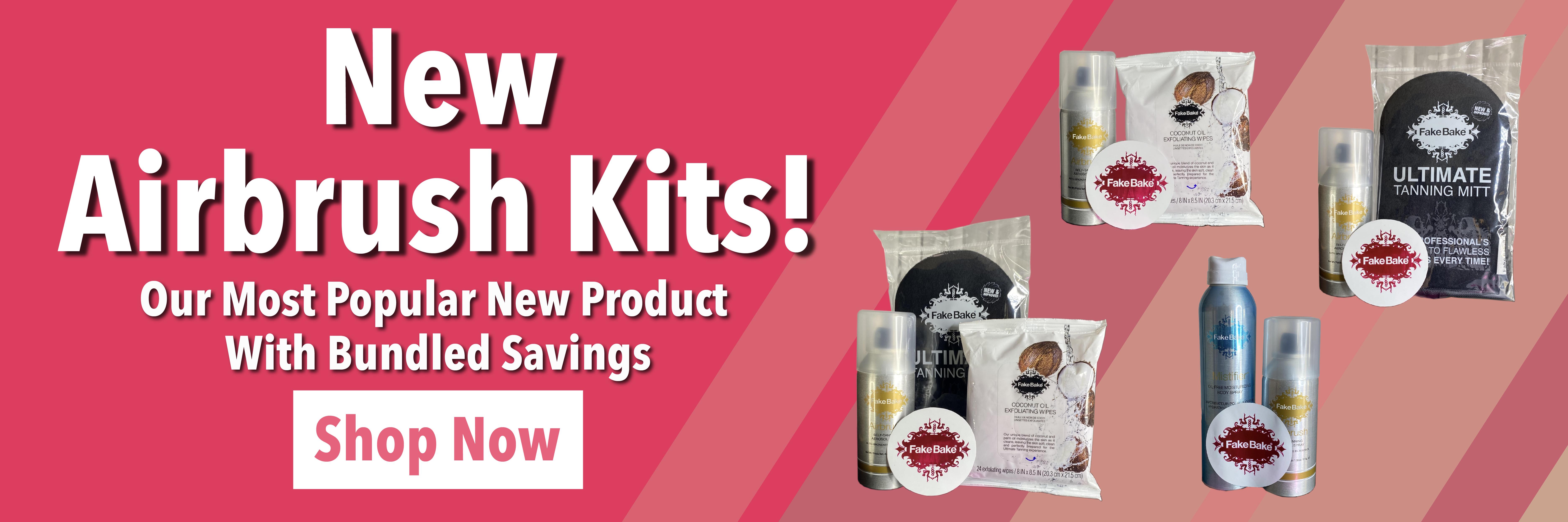 New Airbrush Kits