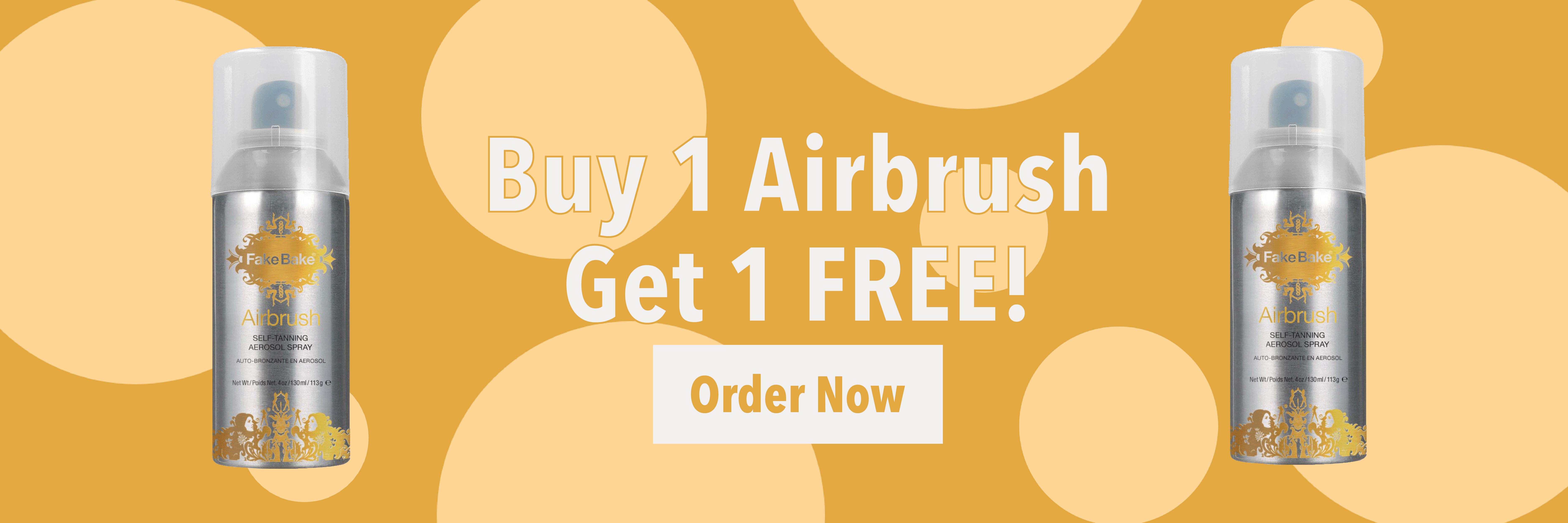 Airbrush BOGO Free