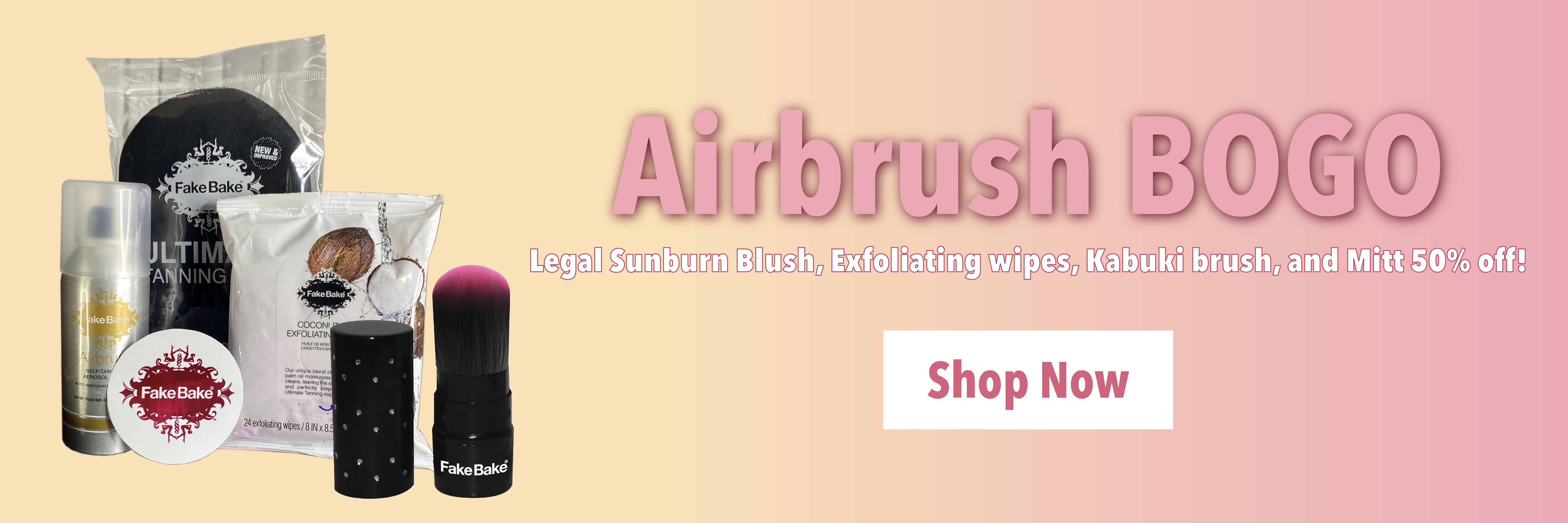 Airbrush BOGO Free Plus More Savings