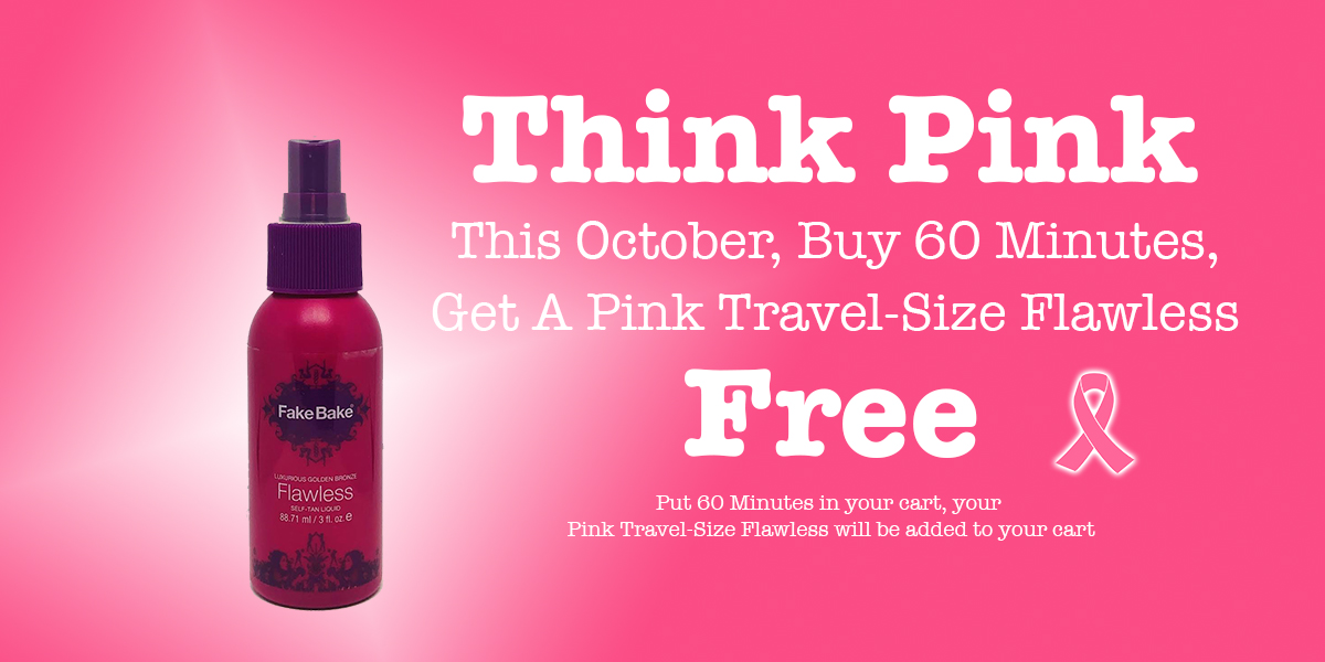 Get A Free Pink Travel Size Flawless When You Buy 60 Minutes