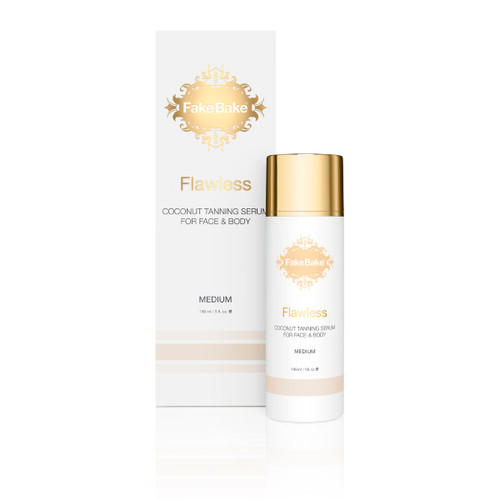 152e67fd6d4 Flawless Coconut Tanning Serum for Face and Body