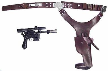 Blackbox ACW gun belt Jonah Hex 1//6th scale toy accessory