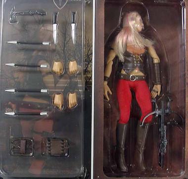 Dead Cell Iris Branham Boxed Figure Toy Anxiety