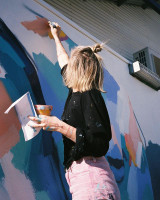 Artist in Residence: Anya Brock