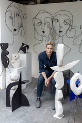Artist in Residence: Clementine Stoney Maconachie