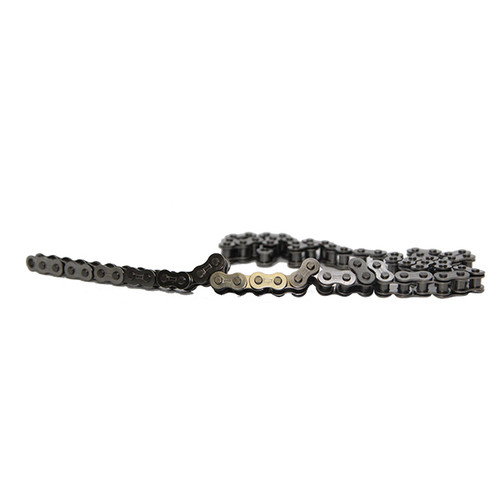 Triad Stainless Upper Primary Chain Assy, Precut, RS11SS RIV X 90 PITCHES LONG INCLUDING CONNECTING LINK