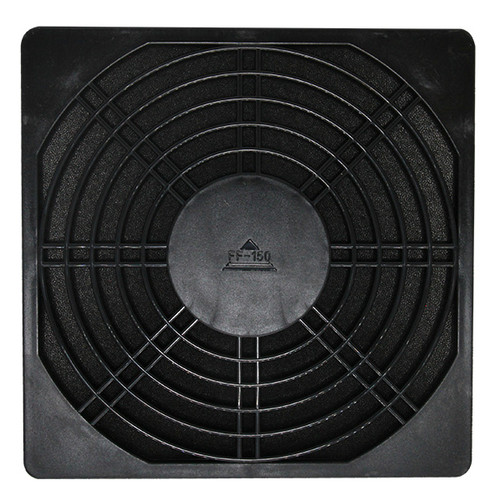 Plastic Fan Guard with Filter