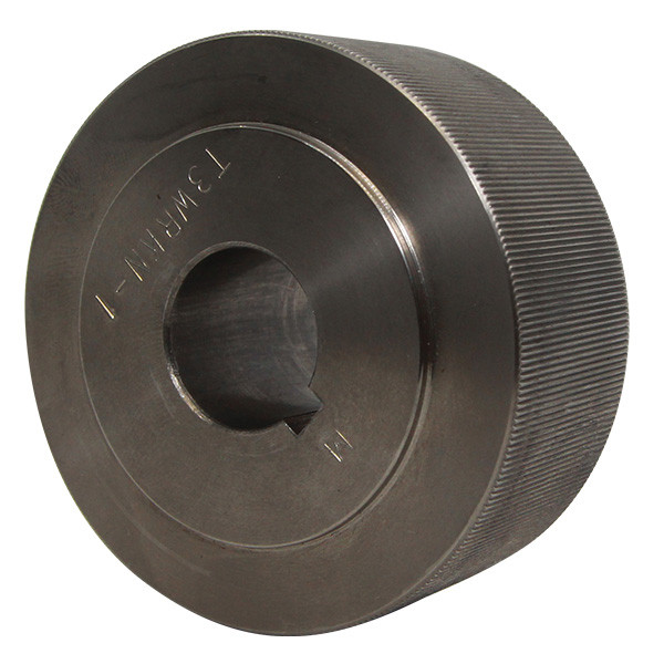 25MM Knurled Stainless Steel Weld Roller
