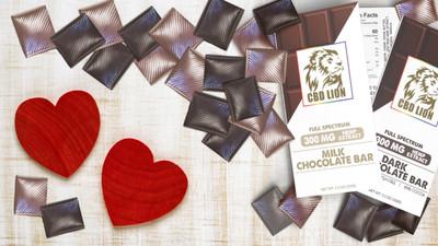 CBD for Valentines day