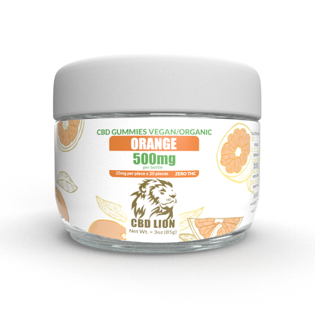 CBD Lion 15% Off CBD Gummies Coupon