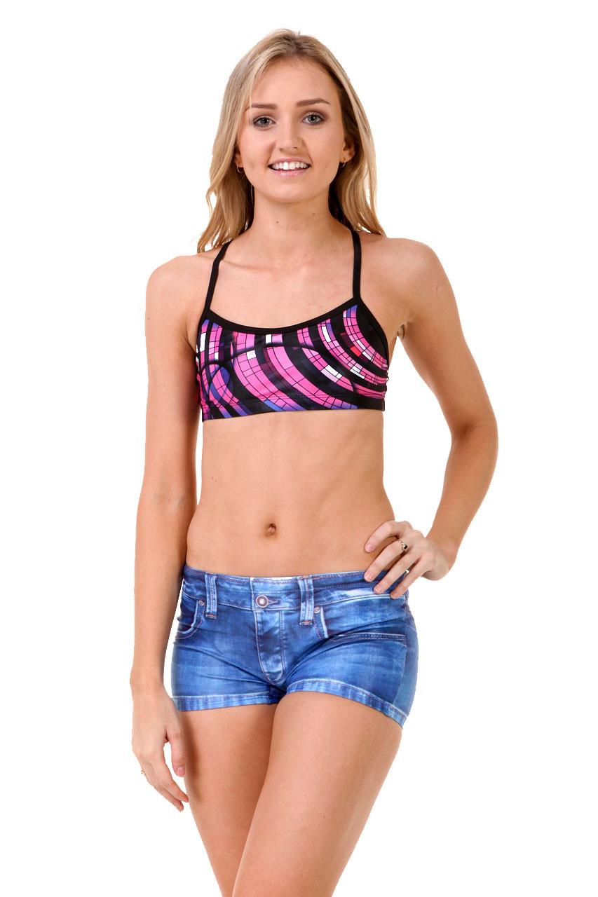 630a85b21 Ladies Jeans Chlorine Resistant Swim Shorts