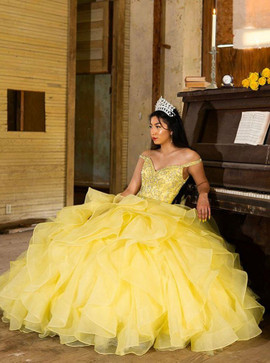 Cheap Yellow Quinceanera Dresses,Yellow Quinceanera Gowns