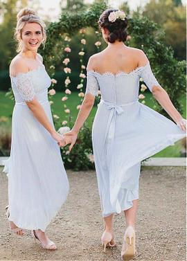 2efa0f718ed Sale - Bridesmaid Trends - Ebony Rose Bridesmaid Dresses - Annakoo