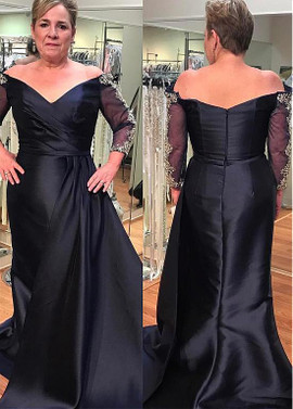 Plus Size Wedding Guest Dresses at Annakoo Store