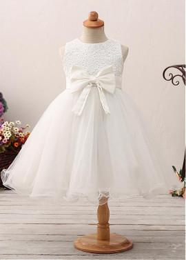 933ac5fcd6a Wedding Party Dresses - Flower Girl Dresses - Chiffon Flower Girl ...