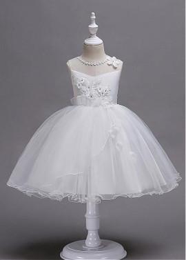 0bf585e6c86 Wedding Party Dresses - Flower Girl Dresses - Red Flower Girl ...