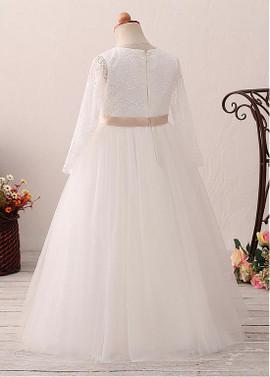 03d85072234 Wedding Party Dresses - Flower Girl Dresses - Tulle Flower Girl ...