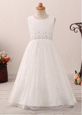 03d85072234 Wedding Party Dresses - Flower Girl Dresses - Tulle Flower Girl ...