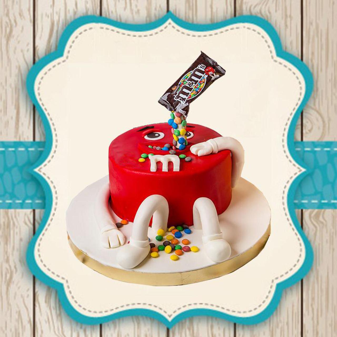 Swell Online Gift Shop Customized Cakes Mms Customized Cake Sawa Birthday Cards Printable Giouspongecafe Filternl