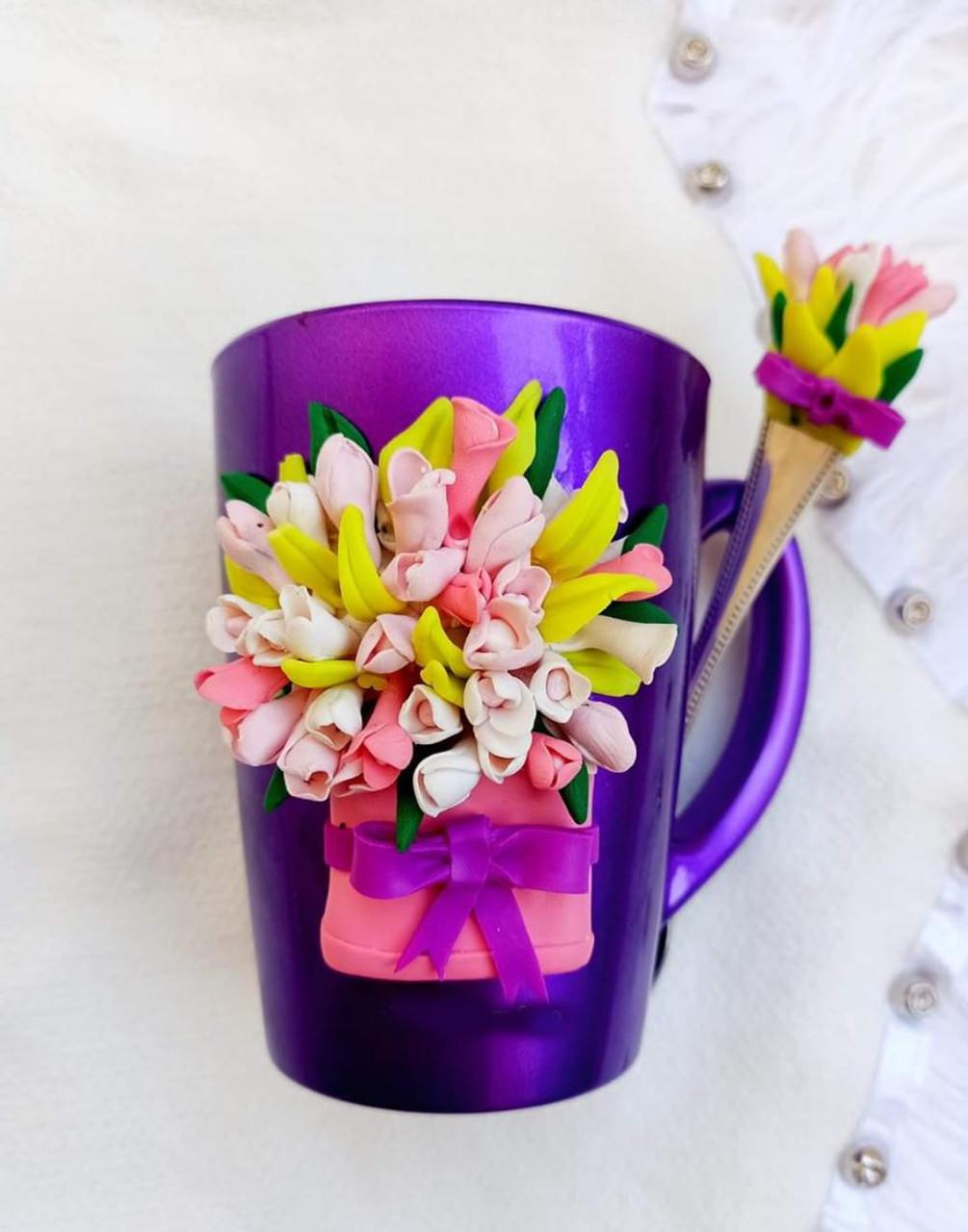 3d Polymer Clay Mug