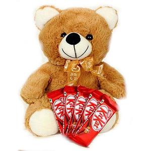 Teddy Bear Kitkat