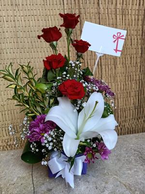Attractive Royal Flower Bouquet