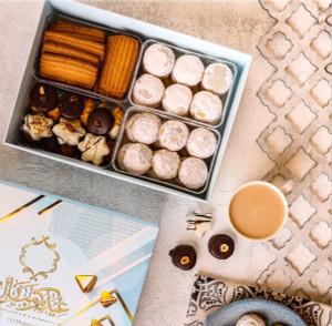 Mix of Eid sweets 2 kilos
