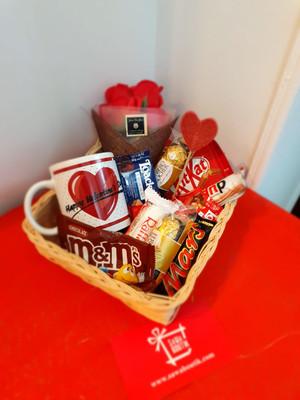Variety Gift Basket