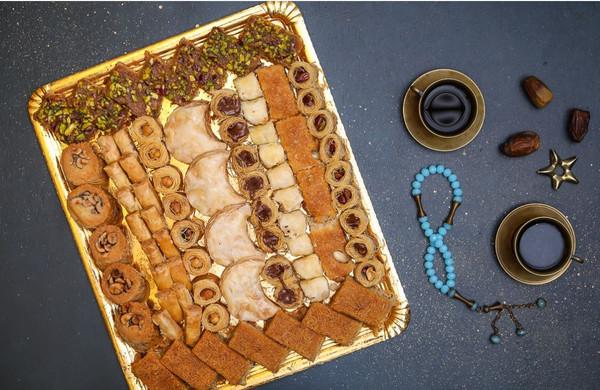 Ramadan Oriental sweets