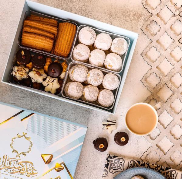 Mix of Eid Sweets 4 kilos