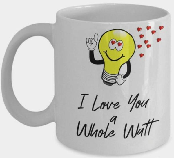Watt Mug