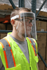 Anti-Fog Full Face Shield with Soft Padding