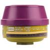 NOS75852P100L - Mercury Vapor / Chlorine Cartridge + P100 Particulate Filter  ## NOS75852P100L ##