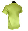 Jerzees® Safety Green Cotton / Poly T-Shirts Back