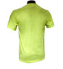 Safety Green Cotton / Poly T-Shirts with Pocket