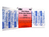 """Heavy Woven Extra-Large Adhesive Flexible Fabric 2""""x3"""" Strips - Box of 25 ##1-725 ##"""