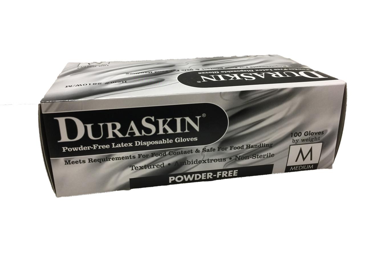 5 mil Industrial Grade Powder-Free Latex Gloves