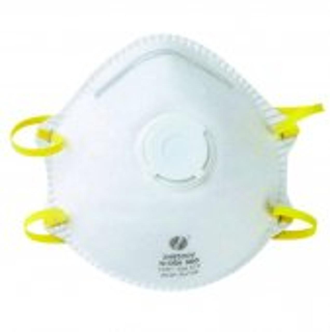 Dura Mask® N95 Particulate Respirators - Valve  ## 1895N/V ##