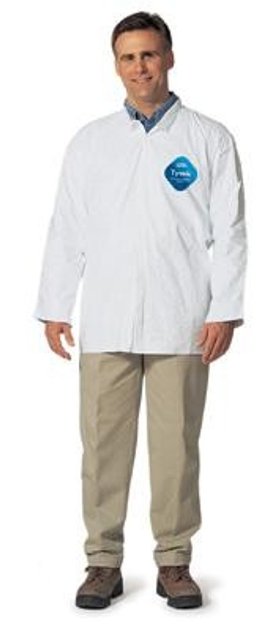 Tyvek® Long Sleeve Shirts - Case of 50  ## 1612 ##
